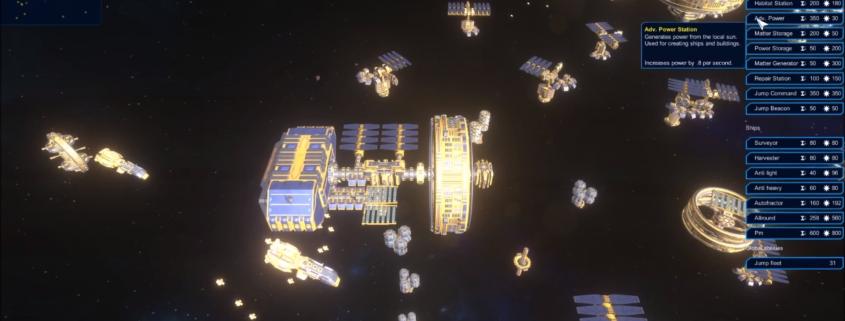 stellar warfare space base